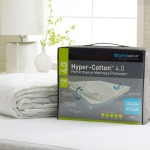 4.0 HYPER-COTTON QUICK DRY PERFORMANCE MATTRESS PROTECTOR FULL XL