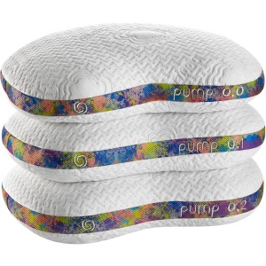 BG-X Pump 0.0,Stomach Sleeper Pillow-Personal(20
