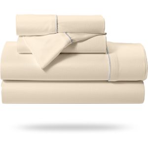 Dri-Tec Lite Sheet Set - Champagne -Twin