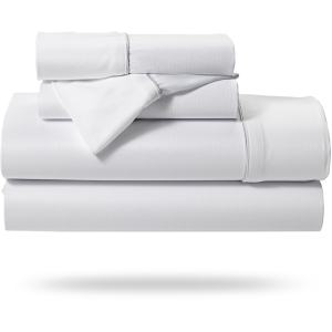 Dri-Tec Lite Sheet Set -White-Split Cal King