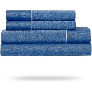 VER-TEC QUEEN COBLAT BLUE SHEETS