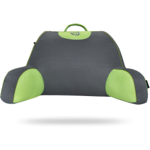Performance Backrest In Grey/Lime