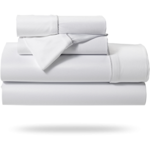 DRI-TEC LITE QUEEN WHITE SHEETS