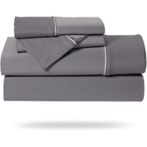 Dri-Tec Sheet Set -Grey Cal King