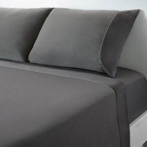 Dri-Tec Lite Sheet Set - Grey Queen
