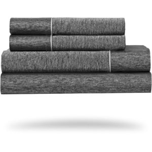 Ver-Tex Sheet Set -Graphite Queen