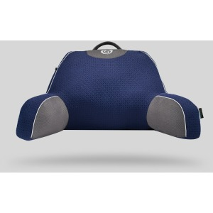Fusion Performance Backrest in Purple/Grey