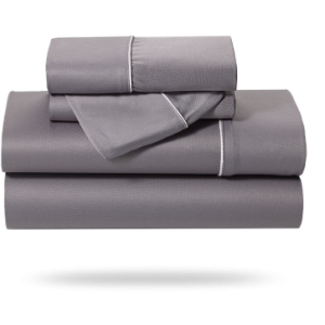 Dri-Tec Lite Sheet Set - Grey Twin XL