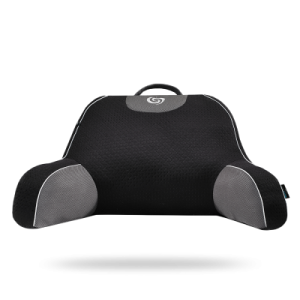 Performance Backrest in Black/Grey