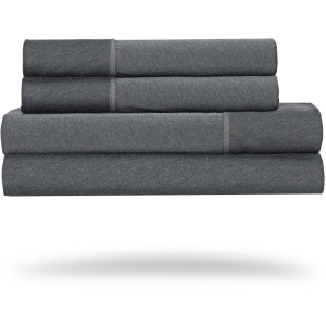 Hyper-Wool Performance Sheet Set-Grey-Queen