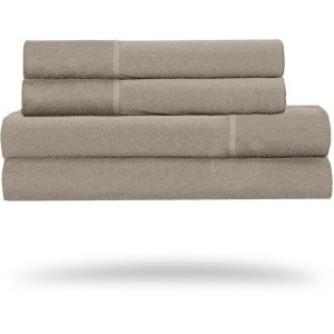 Hyper-Wool Performance Sheet Set-Oatmeal-King