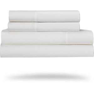 Hyper-Wool Performance Sheet Set-Ivory-Queen