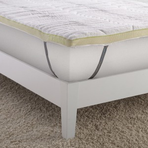 "Dri-Tec Mattress Topper 3""-Cal King"