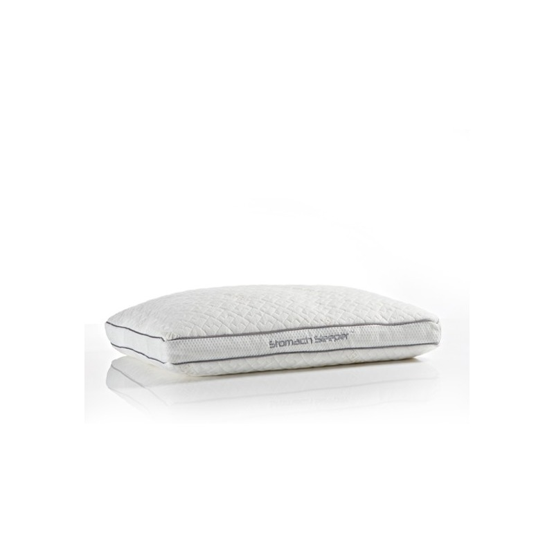 Align Position Pillow for Stomach Sleepers in Queen