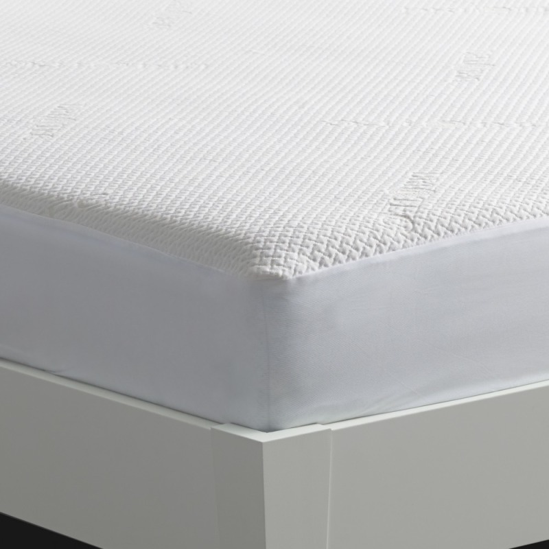5.0 DRI-TEC MOISTURE WICKING PERFORMANCE MATTRESS PROTECTOR SPLIT CAL KING
