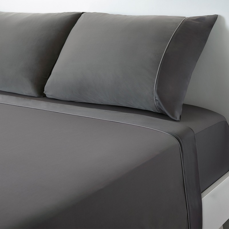 Dri-Tec Lite Sheet Set -Grey-Cal King