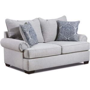Azure Loveseat - Granite