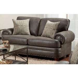 Marco Loveseat - Chocolate