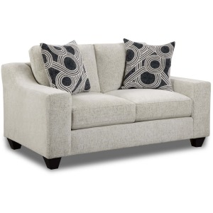 Tempe Loveseat - Cream