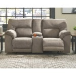 Cavalcade Power Reclining Loveseat with Console