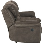 Trementon Reclining Loveseat with Console
