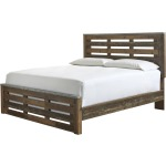 Chadbrook King Panel Bed