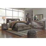 Derekson King Panel Bed