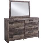 Derekson Dresser and Mirror