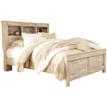 Willabry Queen Panel Bed