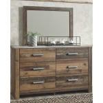 Chadbrook Dresser and Mirror