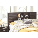 Andriel California King Storage Bed