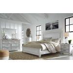 Kanwyn King Panel Bed