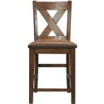 Chaleny Counter Height Bar Stool