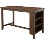 Chaleny Counter Height Dining Room Table