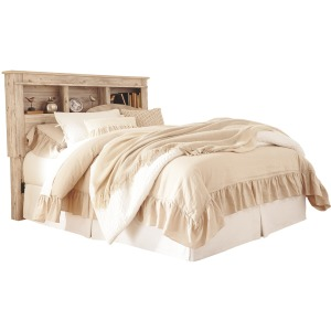Willabry Queen Bookcase Bed