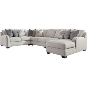 ASHLEY 32101 5PC SECTIONAL