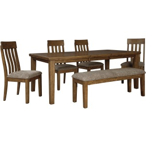 Flaybern 6 PC Dining Set