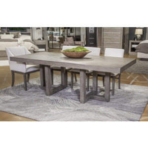 ANIBECCA RECTANGLE DINING TABLE