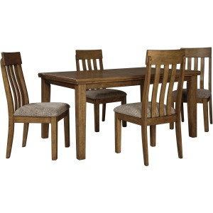 Flaybern 5 PC Dining Set