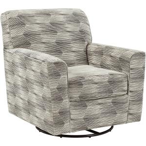 Callisburg Swivel Glider Accent Chair