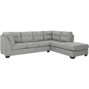 Falkirk 2-Piece Sectional with Chaise