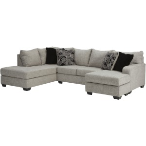 MEGGINSON STORM SECTIONAL