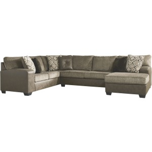 ABALONE 3PC SECTIONAL