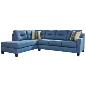 ASHLEY 2Pc Sectional W/Chaise
