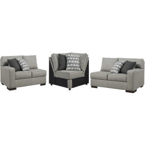 Marsing Nuvella 3-Piece Sectional