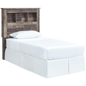 Derekson Twin Bookcase Headboard