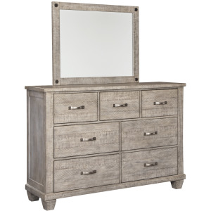 Naydell Dresser and Mirror