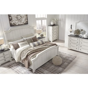 Nashbryn Queen Panel Bedroom Set