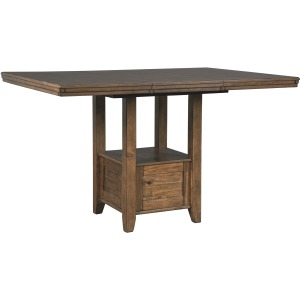 Flaybern Counter Height Dining Room Table