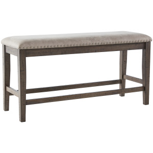 Johurst Counter Height Dining Room Bench
